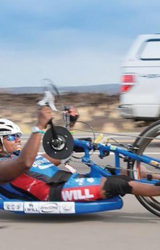 Minda Dentler: Ironman athlete, polio survivor, and mother